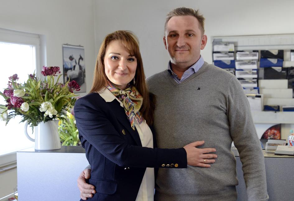 Eheleute Morawietz