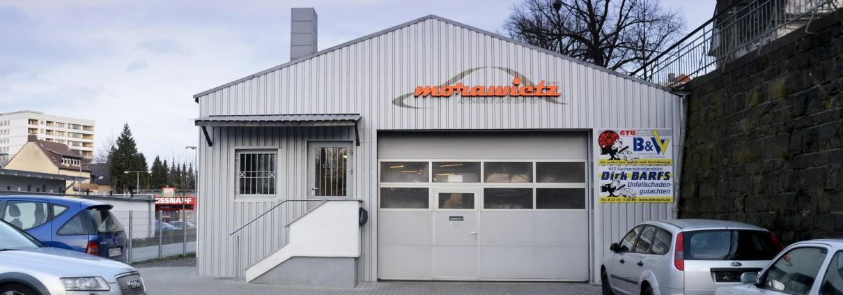 Kfz-Werkstatt Morawietz